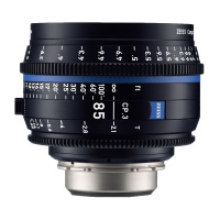 Zeiss Cine Objektiv 85mm T2.1 EF